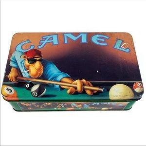 Vintage Joe Camel Tin Box